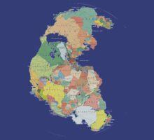 Pangaea by GeologyShirts