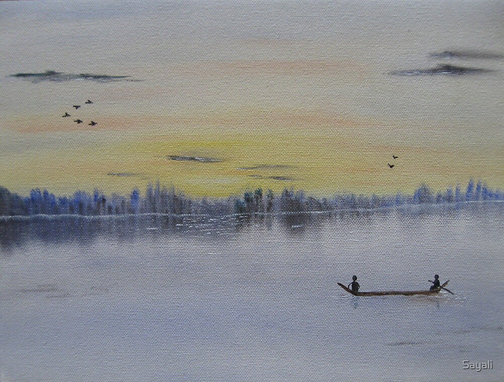Serenity by Sayali