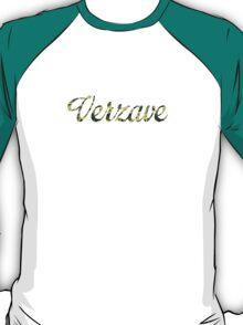 Big Text Verzave Camo T-Shirt
