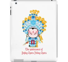 The quintessence of Beijing Opera Peking Opera  iPad Case/Skin