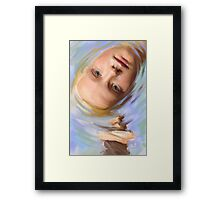 Escape to the Water Framed Print