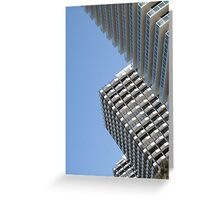 """High Rise"" Greeting Card"
