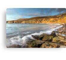 Anglesey Bay Canvas Print