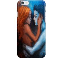Robert Frost: Fire and Ice iPhone Case/Skin