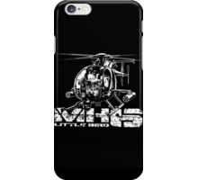 MH-6 Little Bird iPhone Case/Skin
