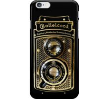 Cool Rolleicord vintage camera iPhone Case/Skin