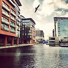 Paddington Basin by iMattDesign