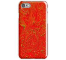 Alert Abstract  iPhone Case/Skin
