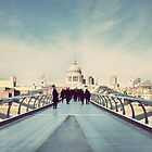 Millenium Bridge by Matt Canham