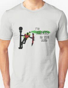 I'm SINGED in the rain T-Shirt