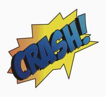 CRASH! One Piece - Short Sleeve