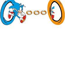 Sonic Portal by lussqueittt08
