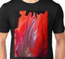 Blurred Poppy Unisex T-Shirt