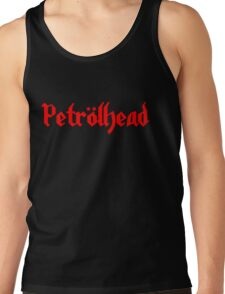 Petrolhead Tank Top
