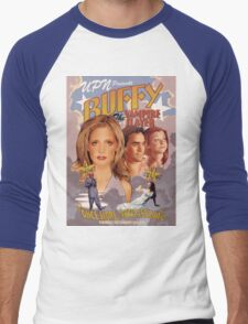 Buffy: Once More, With Feeling Men's Baseball ¾ T-Shirt