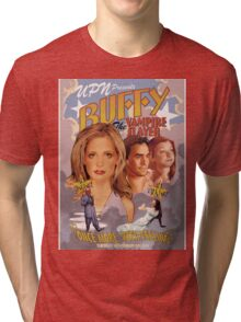 Buffy: Once More, With Feeling Tri-blend T-Shirt