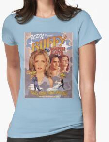 Buffy: Once More, With Feeling Womens Fitted T-Shirt