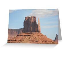 American Dreams - Monument Valley Greeting Card