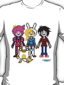 Pixel Time - Gender Bent Adventure T-Shirt