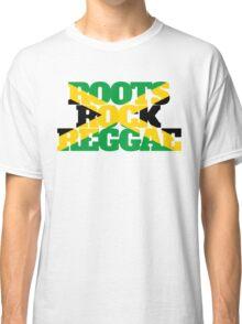 Roots Rock Reggae jamaica Classic T-Shirt
