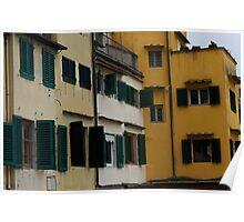 Pontevecchio (Firenze-Italy) Poster