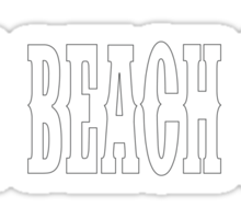 Oak Beach Inn Sticker