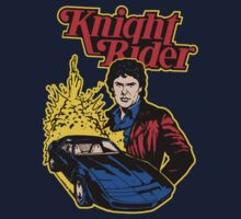 Knight Rider by bobmorlock