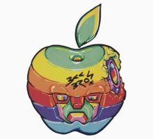 Fruity Hero // Apple Max T-Shirt