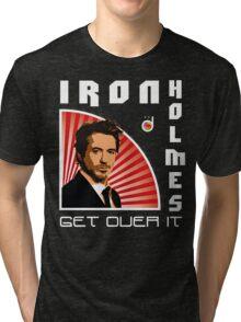 Iron Holmes Tri-blend T-Shirt