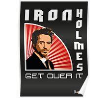 Iron Holmes Poster
