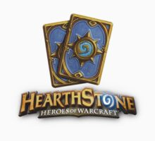Hearthstone Cards w/ Logo! by gbenaim