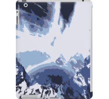Alien Antarctic Moonscape iPad Case/Skin