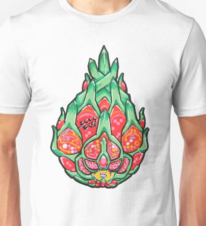 Fruity Hero // Electric Dragonfruit Unisex T-Shirt