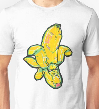 Fruity Hero // Bingo Banana Unisex T-Shirt