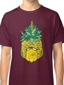 Fruity Hero // Pineapple Robo Classic T-Shirt