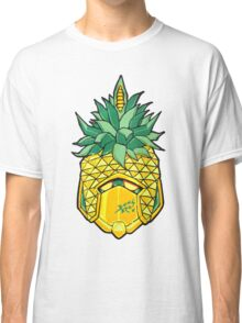 Fruity Hero // Pineapple Robo Classic T-Shirt