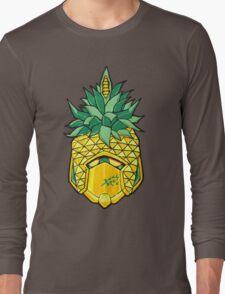 Fruity Hero // Pineapple Robo Long Sleeve T-Shirt
