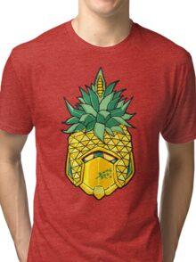 Fruity Hero // Pineapple Robo Tri-blend T-Shirt