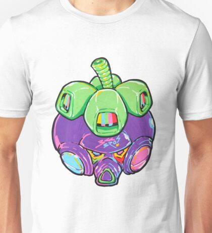 Fruity Hero // Super Mangosteen Unisex T-Shirt
