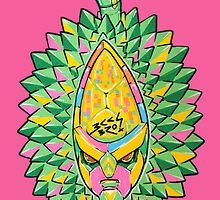 Fruity Hero // Durian Major by bkkbros