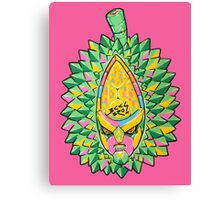 Fruity Hero // Durian Major Canvas Print