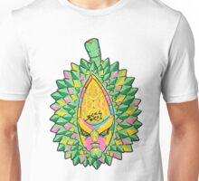 Fruity Hero // Durian Major Unisex T-Shirt