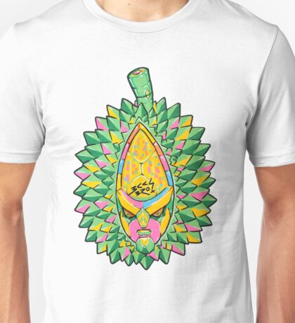 Fruity Hero // Durian Major Unisex T-Shirt