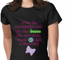 The Rest of the World calls a Butterfly T-Shirt