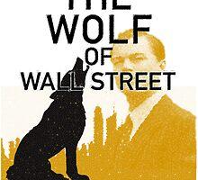 Wolf of Wall Street by mattmann247