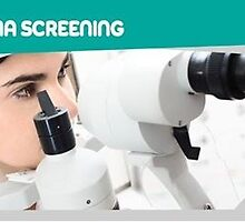 Glaucoma Screening Program By Opticare Optician by Opticare