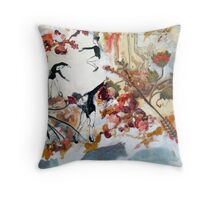 Arkhangelsk 4 Throw Pillow