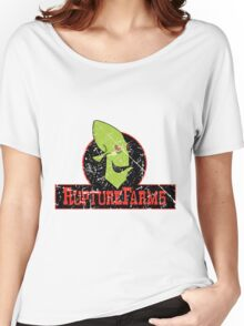 Rupture Farms Grime Women's Relaxed Fit T-Shirt