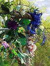 Festive Maypole Fence by RC deWinter