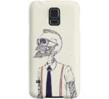 The Gentleman becomes a Hipster Samsung Galaxy Case/Skin